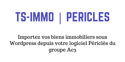 Passerelle Pericles pour WordPress