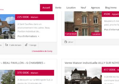 Immobilier à Amiens et dans la Somme